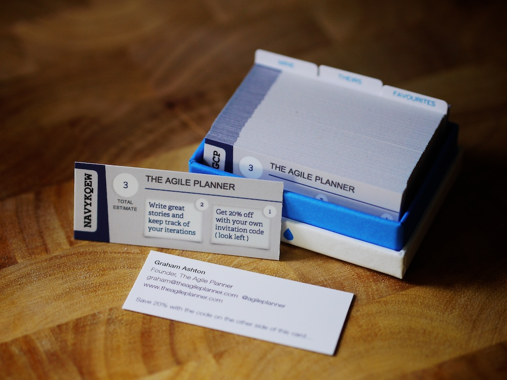 Printing discount codes on your business card